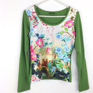 Oilily Top Womens Small